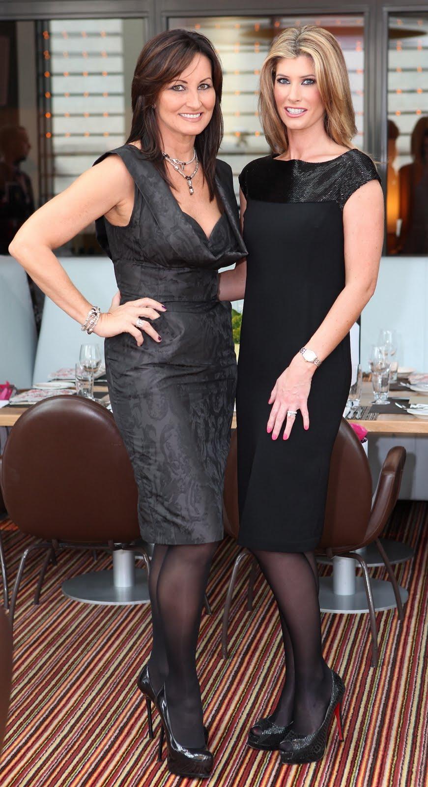 fashion tights skirt dress heels : April 2012