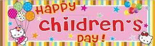 Feliz Dia del Niño en Ingles
