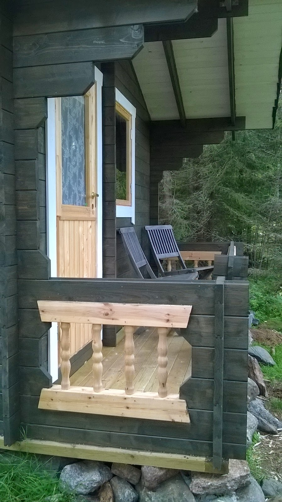 ulkosauna, pihasauna, parra sauna, Parra-sauna 5