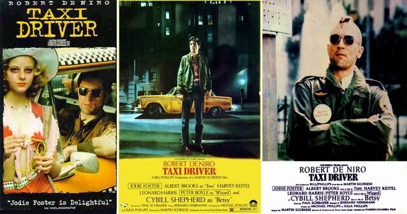 historia del cine a través de los carteles_Taxi Driver