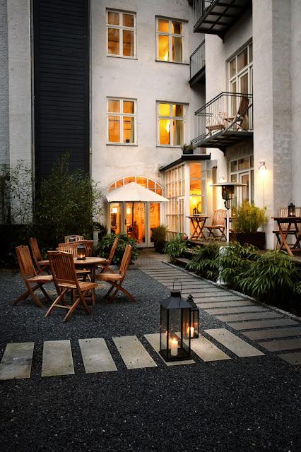Städtereise Kopenhagen Hotel Bertrams