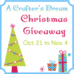 Bowdabra A Crafter's Dream Giveaway Christmas Shopping Spree #ACraftersDream