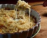 Julia Child's Soubise (Onion & Rice Casserole)