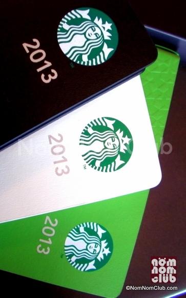 2013 Starbucks Planner