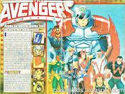 Os Vingadores Desenho Animado (os vingadores revista comix comics antiga bookstores the avengers filme scarlat desenho antigo cartoon old )