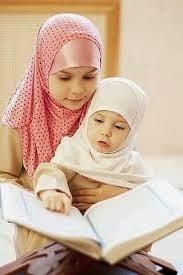 mendidik anak-anak dengan kasih sayang