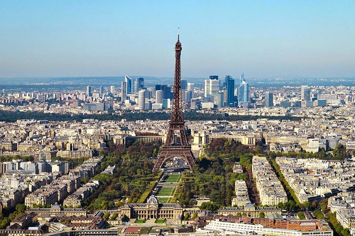25 Cities you should visit in your lifetime : Paris
