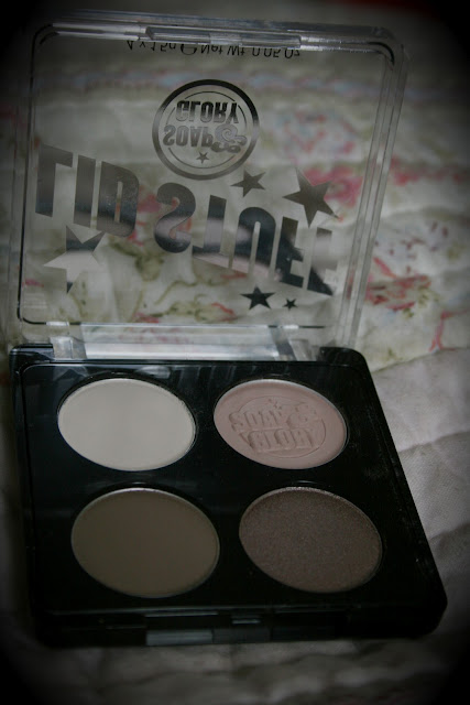 Soap & Glory, Lid Stuff, eyeshadow,what's nude,make-up