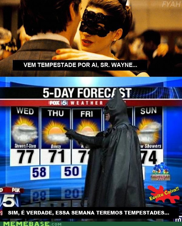 tempestade, mulher gato, batman, eeeita coisa