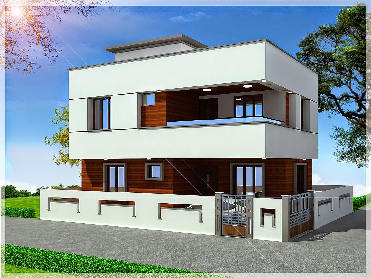 Duplex House Plans At Gharplanner