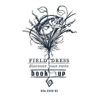 fishing t-shirt, fly fishing t-shirt, field dress
