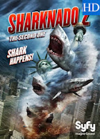 Poster de Sharknado 2: The Second One