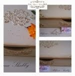 Retro Chic Box for Wedding book