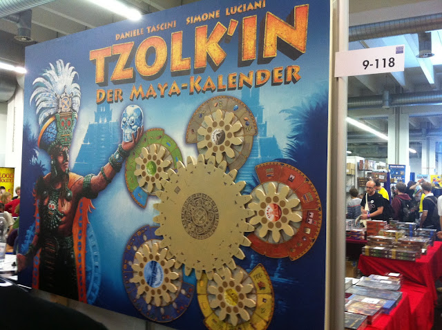 Tzolk´in - Der Maya-Kalender - Messe Essen 2012