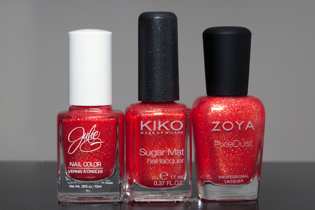 Julie G. Sugar Rush Kiko number 640 Zoya Destiny