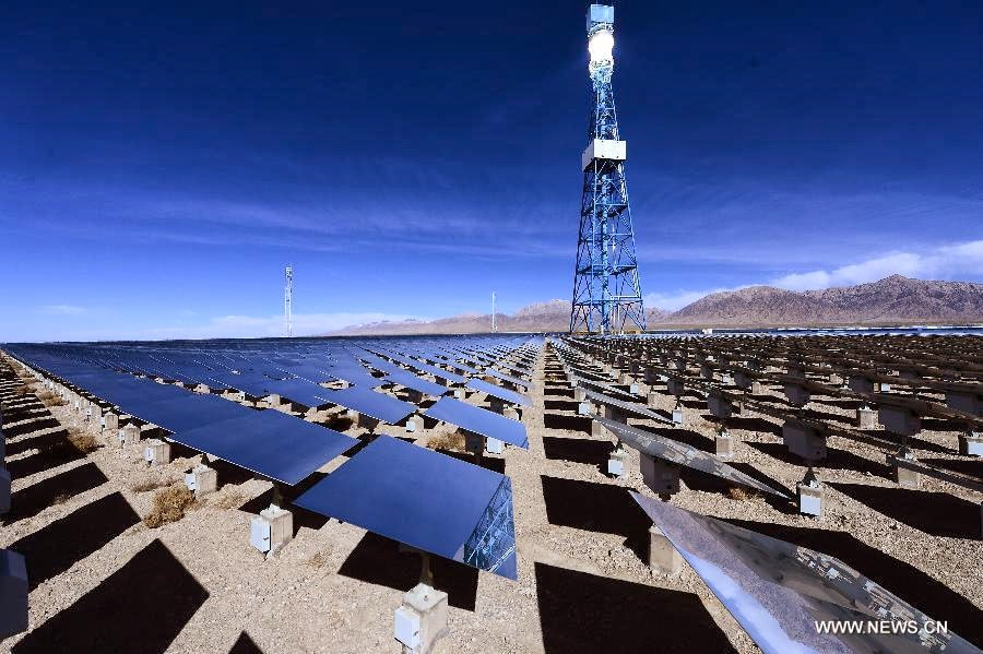 concentrated solar power thesis