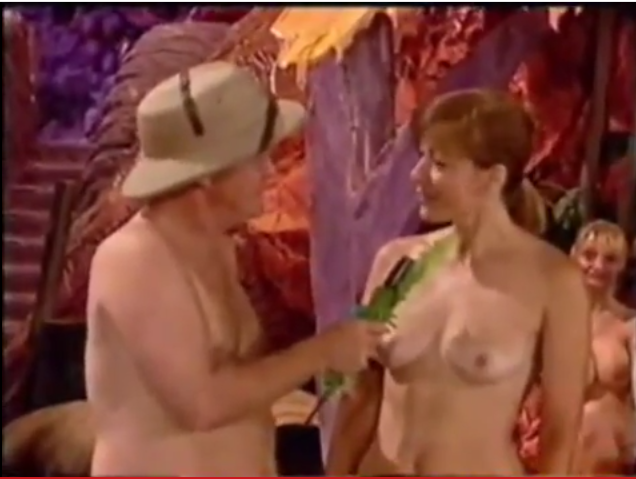 Keith Chegwins Naked Shame - YouTube