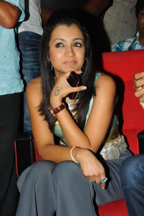 trisha new cute stills