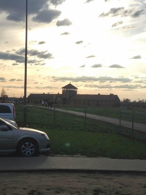 Visita al campo de concentración de Auschwitz-Birkenau