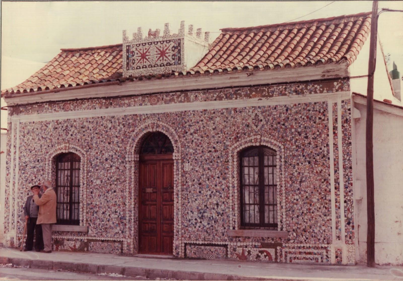 La linea en blanco y negro la casa de los chinitos - La case de l oncle paul ...