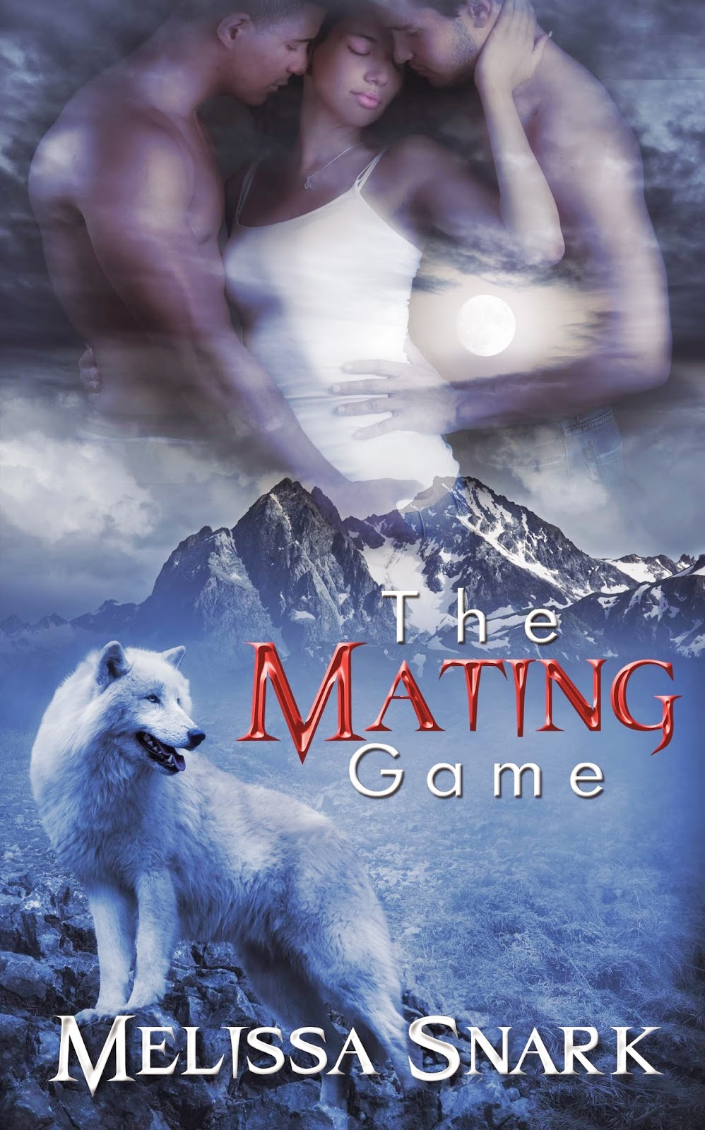 mating game The mating game two malestwo friendsa competition for the right to  claim the heart of the iron stone pack an alpha female at her core, theresa.