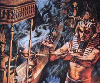 faraon incienso