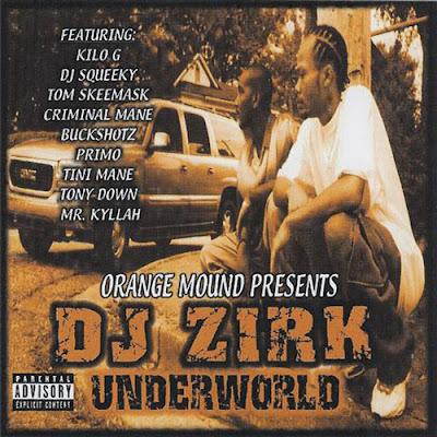 DJ Zirk - Underworld (2002)