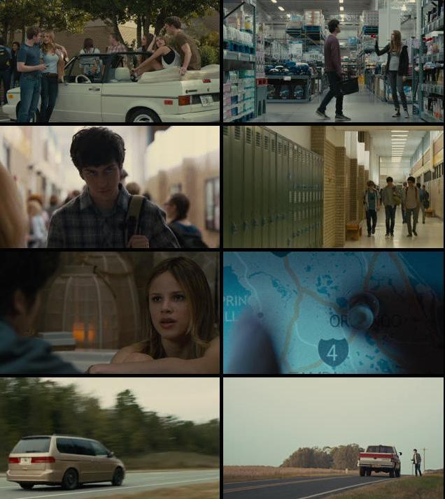 Paper Towns 2015 BluRay 720p 800MB