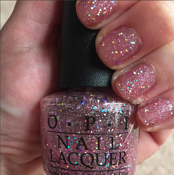 My 2015 in Nails, nail polish roundup, nail polish, nail lacquer, nail varnish, manicure, #ManiMonday, OPI Teenage Dream