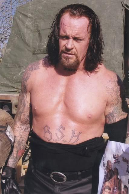 mark calaway undertaker