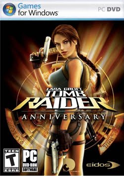 download Lara Croft Tomb Raider Anniversary PC