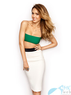 Celebrity Fitness Tips for Weight Loss:Jessica Alba
