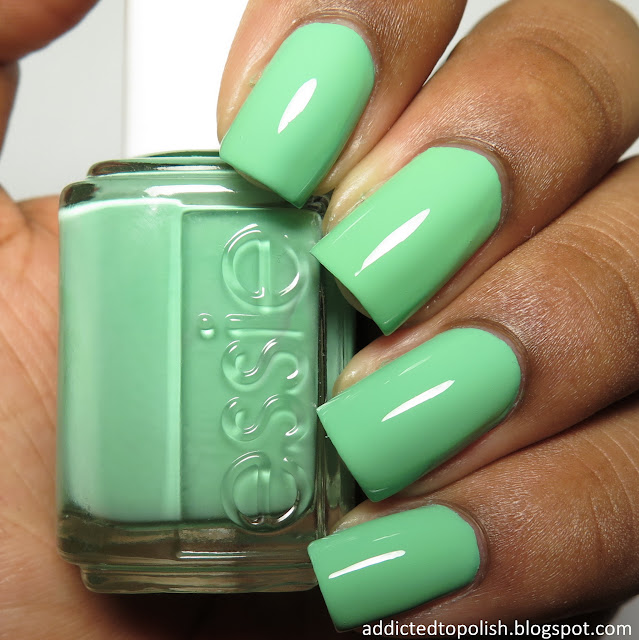 essie first timer resort collection