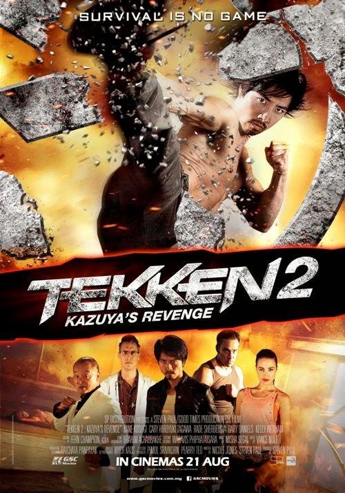 Tekken: Kazuya's Revenge (Türkçe Altyazılı) Full İndir