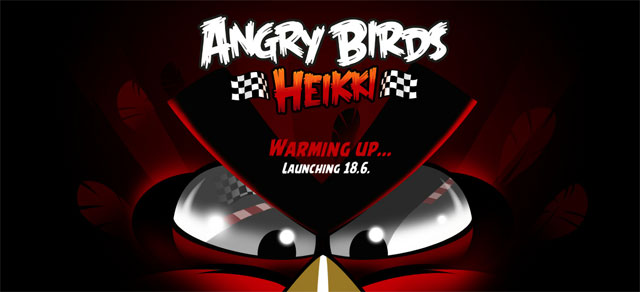 Angry Birds Heikki Android