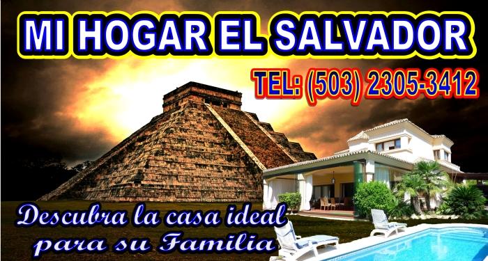 Casas En Venta En El Salvador Mi Hogar El Salvador