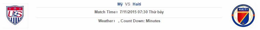 Mỹ vs Haiti link vào 12bet