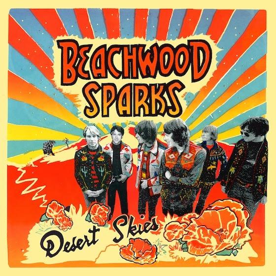BEACHWOOD SPARKS - (2013) Desert skies