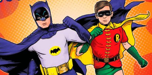 Vamos falar sobre Batman - O retorno da dupla dinâmica