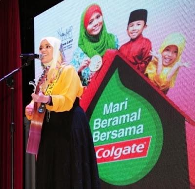 Najwa Latif, Colgate, Ramadan Campaign, Ambassador, charity
