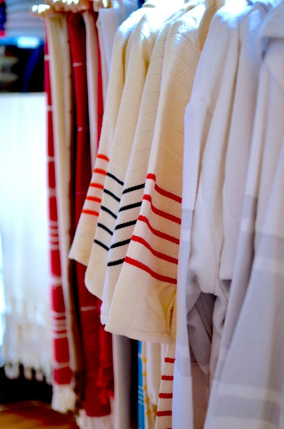 Turkish Robes from Banyo