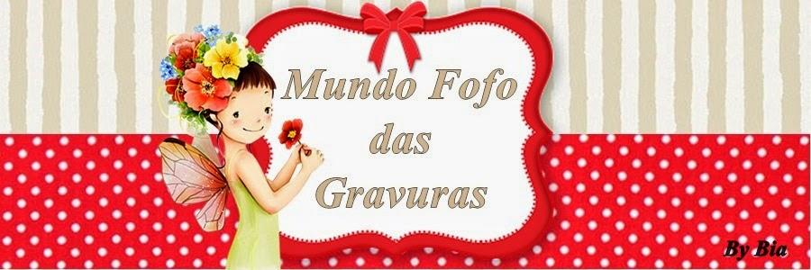 ♡ Mundo Fofo das Gravuras ♡