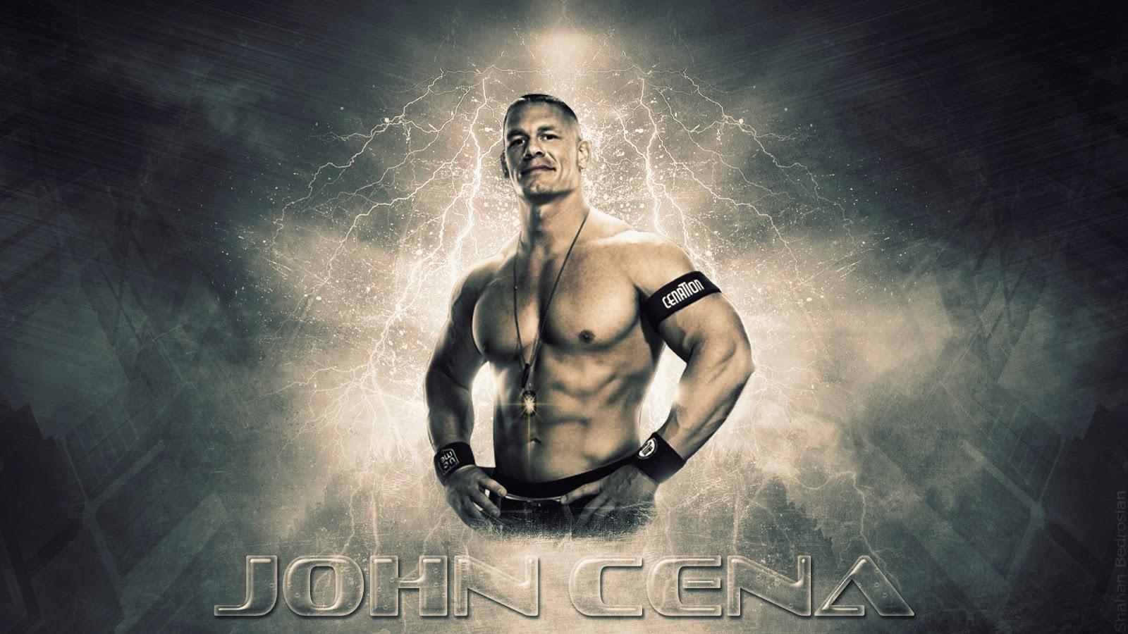 Most Popular WWE Star John Cena Wallpaper in HD
