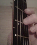 Here's the fingering for this guitar chord: G major triad . guitar chord