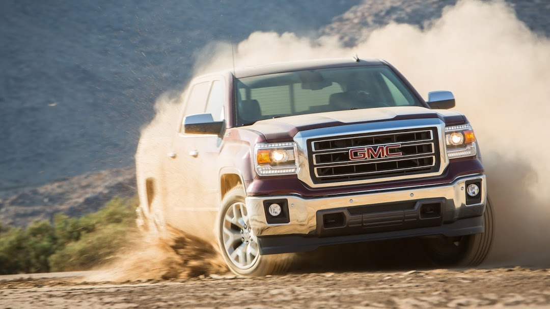 2014 GMC Sierra 1500 Pickup Truck HD Wallpaper