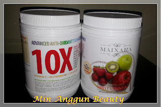 Advance Anti Oxidant Technology ~ DETOX ~ WHITENING ~ ANTI AGING ~