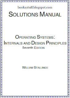 Operating Systems Internals And Design Principles Solution Manual