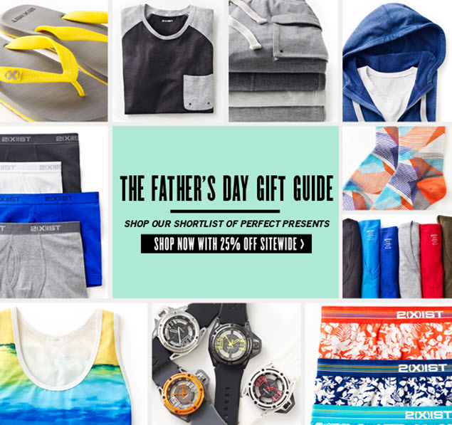 Father's Day Gift ideas at 2(X)IST