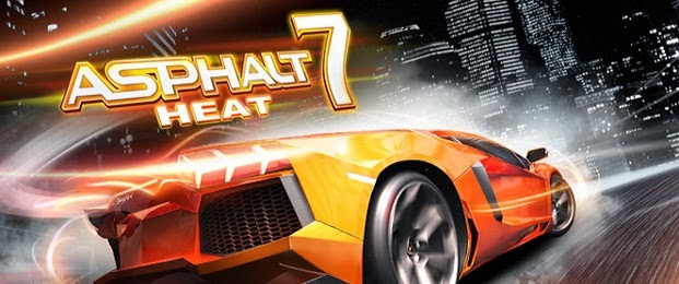 Download Gameloft's Asphalt 7 Heat for Android, iOS and Windows Phone