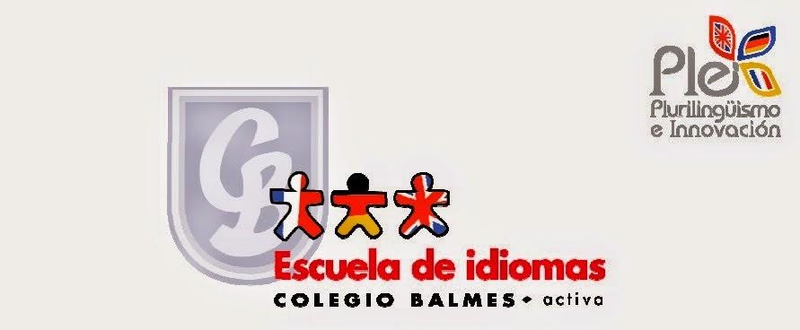Escuela de idiomas Colegio Balmes